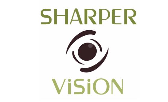 Sharper Vision Logo