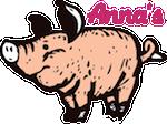 Anna's BBQ Logo