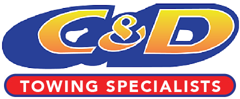 C & D Towing Logo