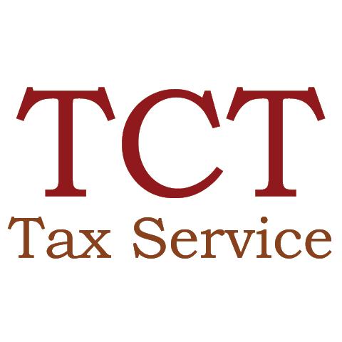 TCT Tax Service Logo