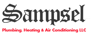 Sampsel Plumbing Heating & AC Logo