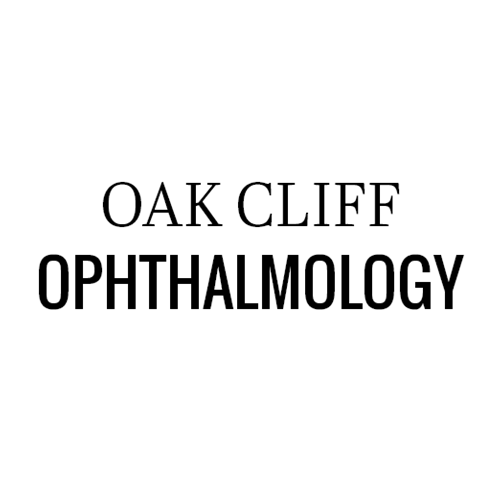 Oak Cliff Ophthalmology, PA: Jeffrey Robertson, MD Logo
