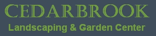 Cedarbrook Landscaping & Garden Center Logo