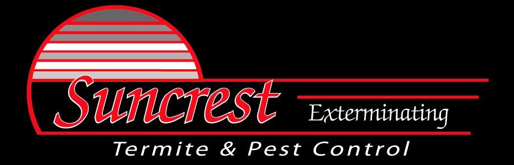 Suncrest Exterminating Termite & Pest Control Logo