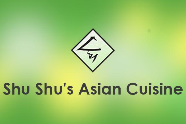 Shu Shu's Asian Cuisine Logo
