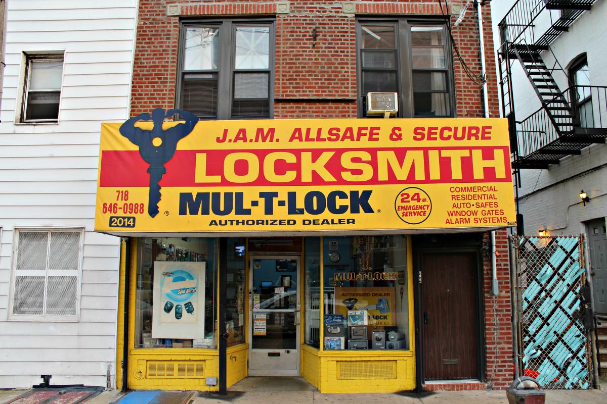 Locksmith In Brooklyn | Shop Near Me | J A M  Allsafe & Secure