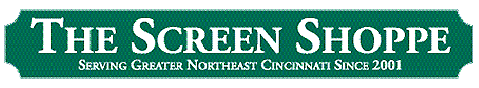 The Screen Shoppe Logo