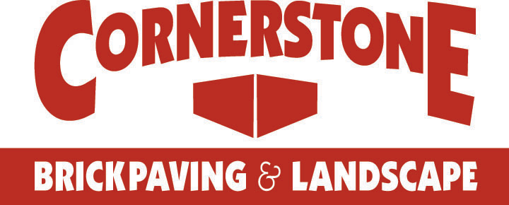 Cornerstone Brick Paving & Landscape Logo