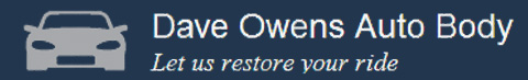 Dave Owens Auto Body Logo