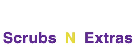 Scrubs N Extras Logo