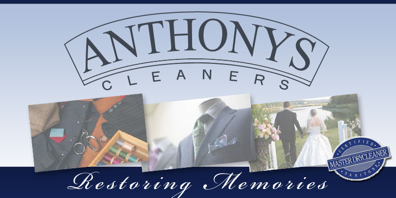Anthonys Cleaners Logo