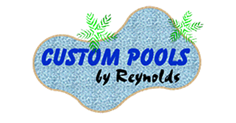 Custom Pools by Reynolds Logo