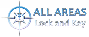 All Areas Lock And Key Logo