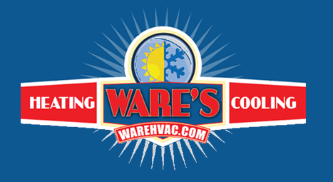 Ware's Heating & Cooling Logo