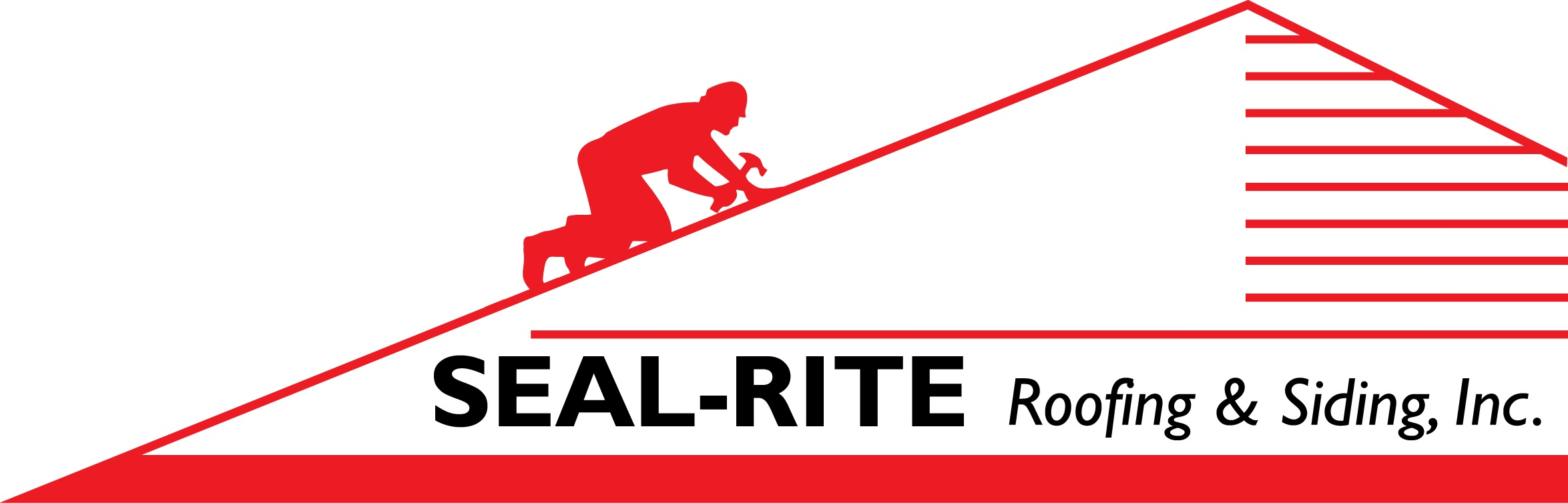Seal-Rite Roofing & Siding Logo