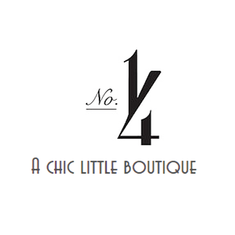 No. 14 Logo