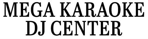 Mega Karaoke DJ Center Logo