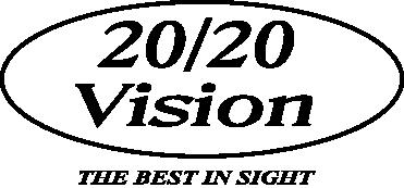 20/20 Vision Logo
