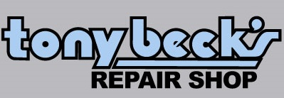 Tony Beck's Repair Shop Logo