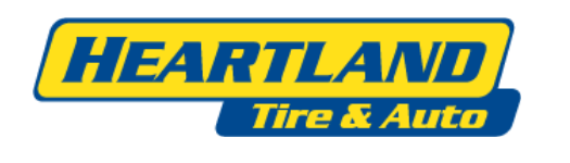 Heartland Tire and Auto Logo