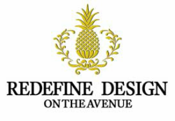 Redefine Design on the Avenue Logo