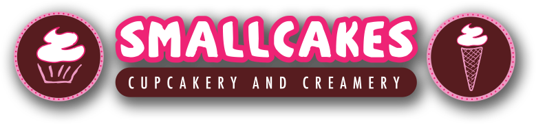 Smallcakes: A Cupcakery And Creamery Logo