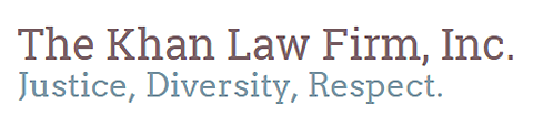 The Khan Law Firm, Inc. Logo