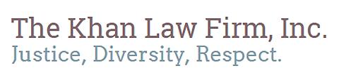 The Khan Law Firm, Inc. Logo