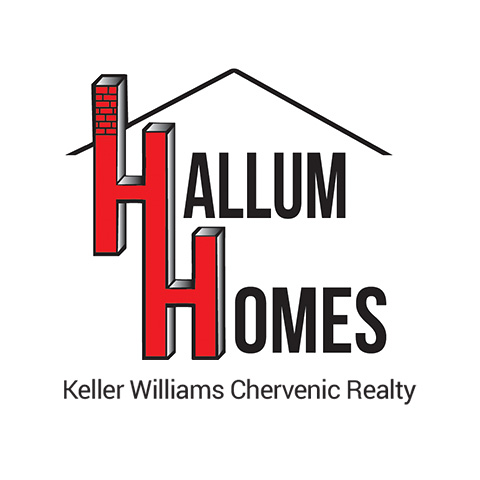 Hallum Homes - Keller Williams Chervenic Realty Logo