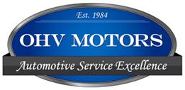 OHV Motors Logo