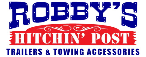 Robby's Hitchin' Post Logo