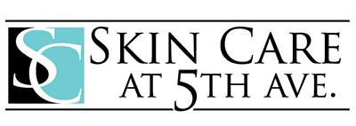 Skin Care at 5th Avenue Logo