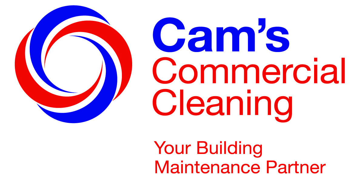 Cam's Commercial Cleaning Logo