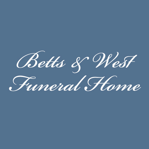 Betts & West Funeral Home Logo