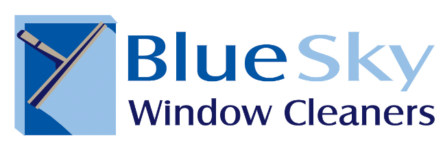 Blue Sky Window Cleaners Logo