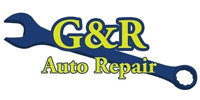 G & R Auto Repair Logo