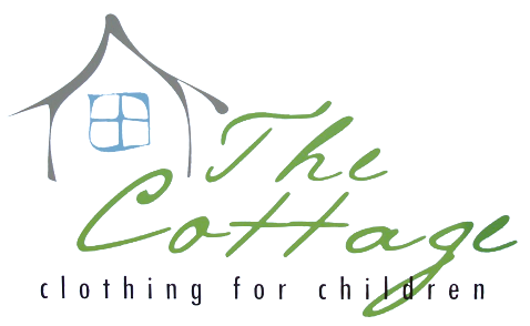 The Cottage, clothing for children Logo