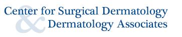 Center for Surgical Dermatology & Dermatology Associates Logo