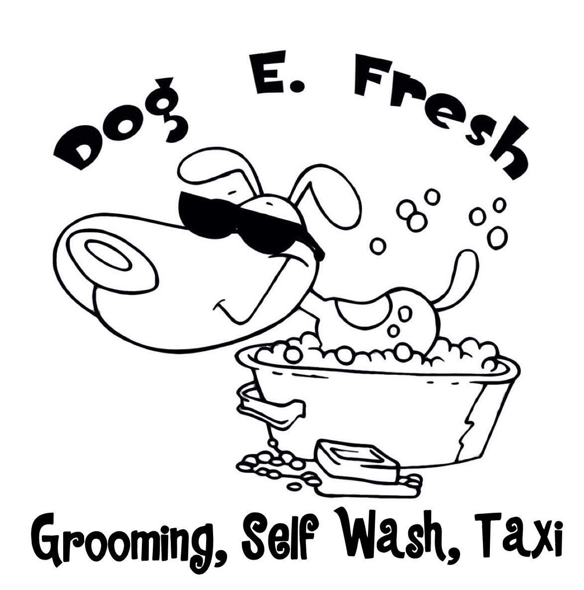 Dog E Fresh Logo