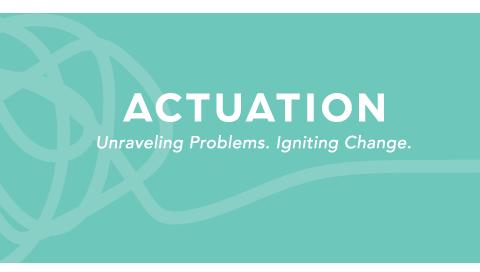 Actuation Logo