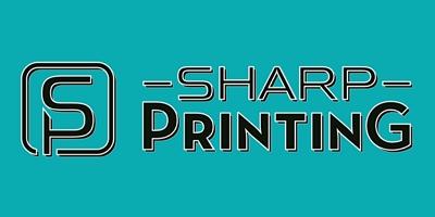 Sharp Printing Logo