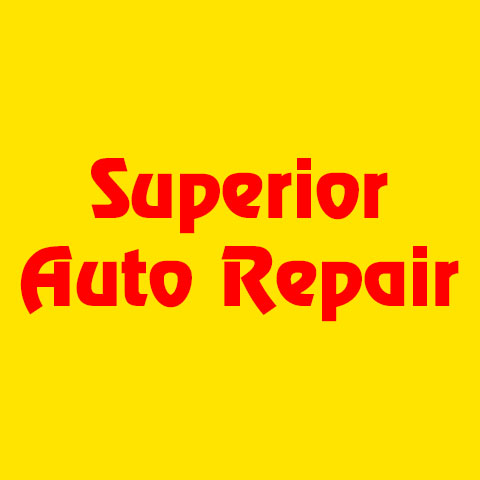 Superior Auto Repair Logo
