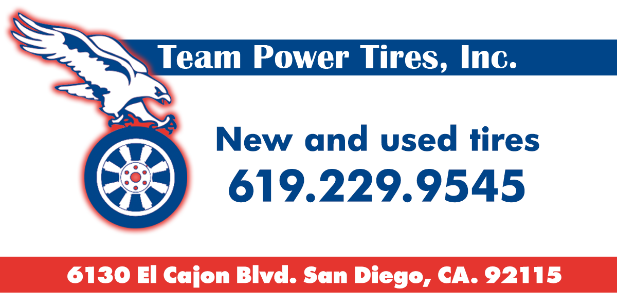 Team Power Tires Logo