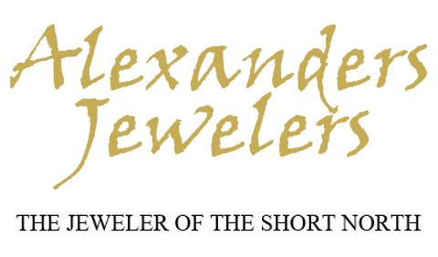 Alexanders Jewelers Logo