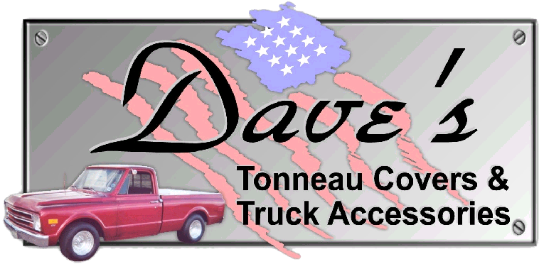 Dave's Tonneau Covers & Truck Accessories Logo