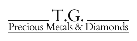 T.G. Precious Metals & Diamonds Logo