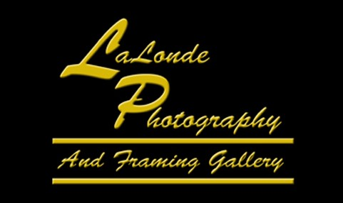 LaLonde Photography and Framing Gallery Logo