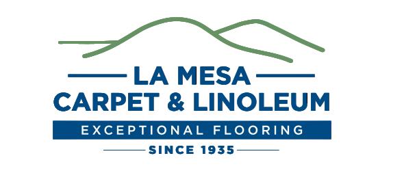 La Mesa Carpet & Linoleum Logo