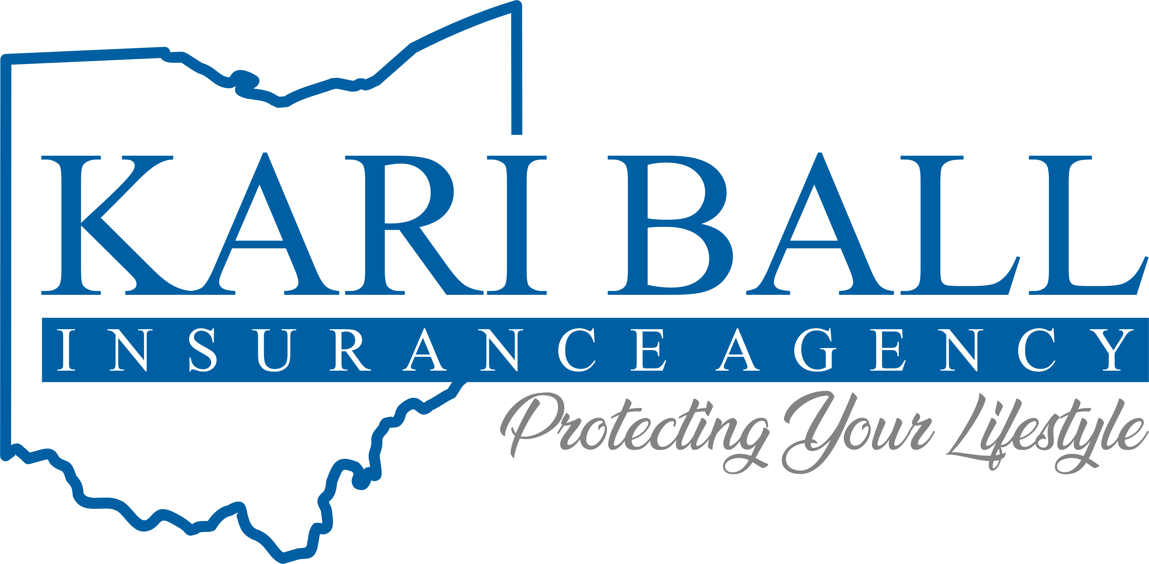 Kari Ball Insurance Agency Logo
