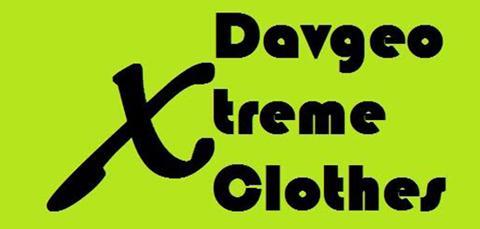 Davgeo Xtreme Clothes Logo